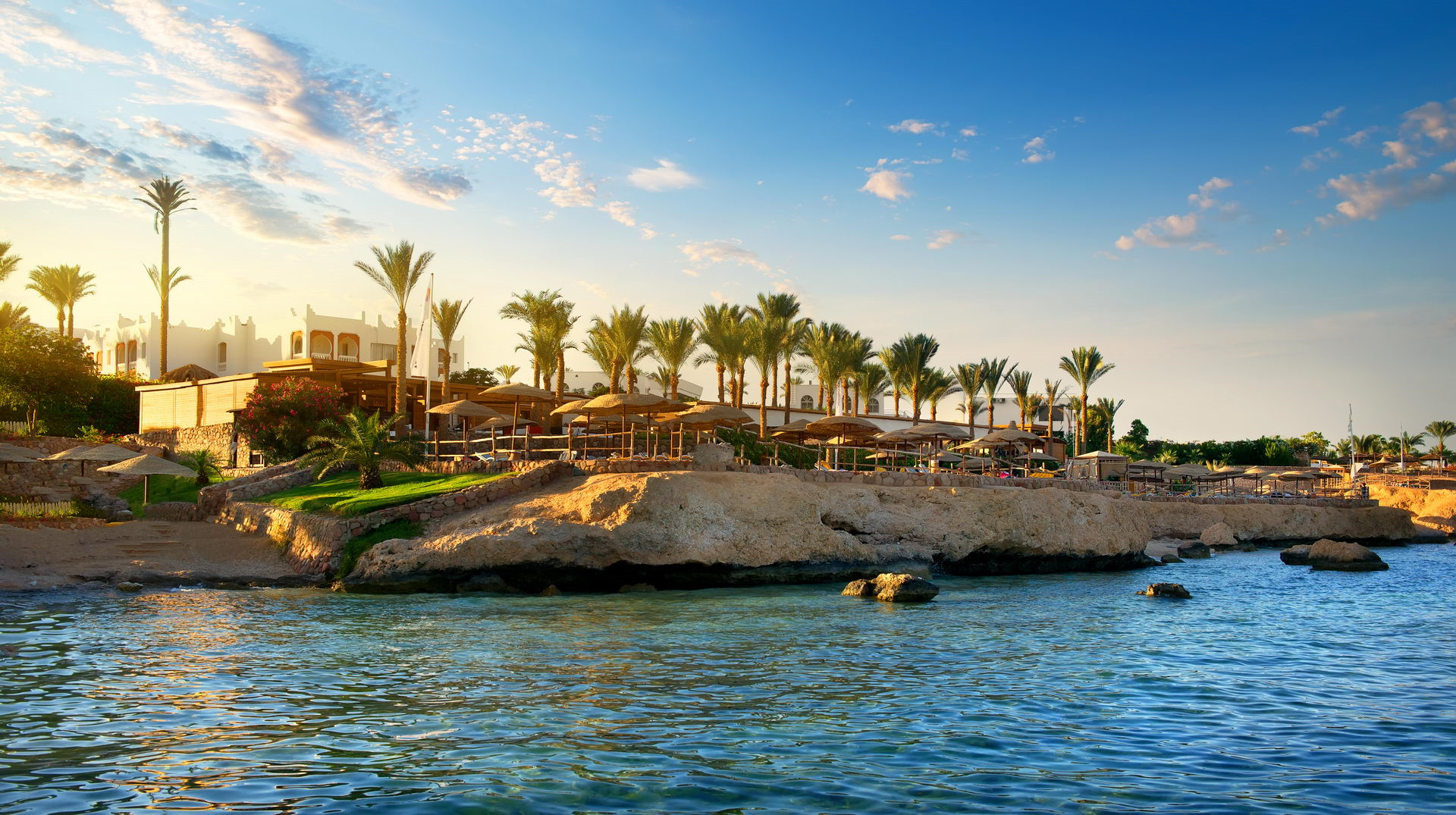 SHARM EL SHEIKH -Nabq Bay