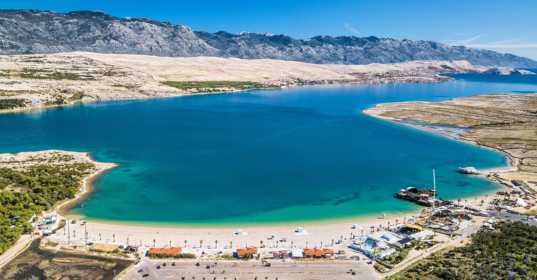isola di Pag (Croazia)